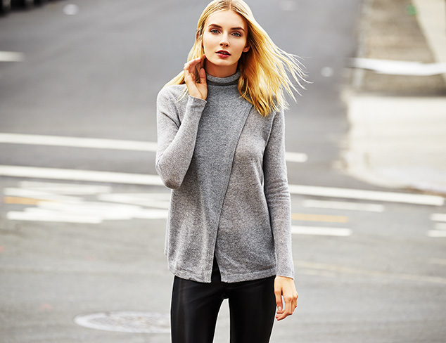 Perfectly Priced New Sweaters from Cullen at MYHABIT