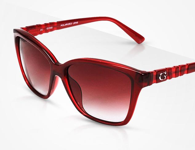 Sunglasses & Eyewear feat. GUESS at MYHABIT