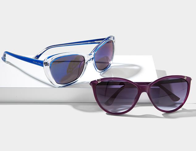 Sunglasses & Eyewear feat. Michael Kors at MYHABIT