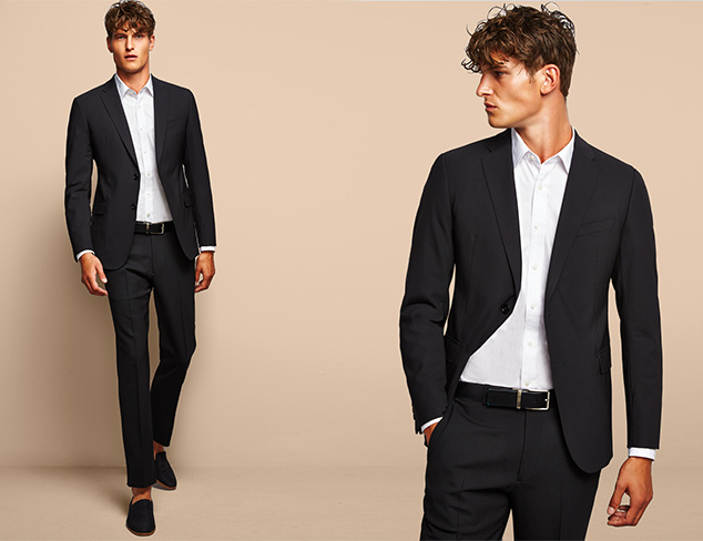 The Designer Suit feat. Armani Collezioni at MYHABIT
