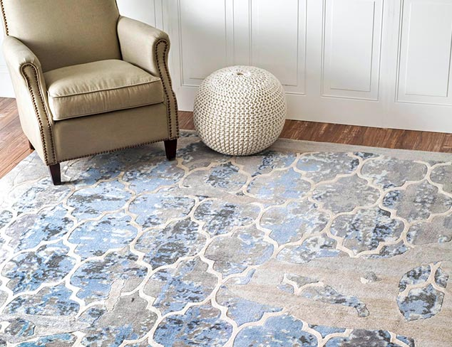 The Luxe Shop Rugs at MYHABIT