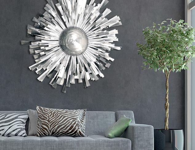 The Statement Wall New Sculptures by C. Jeré at MYHABIT