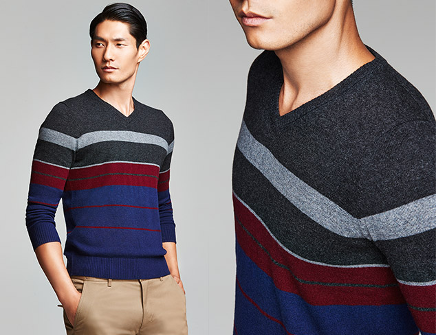 Thirty Five Kent Cashmere & Wool Sweaters at MYHABIT