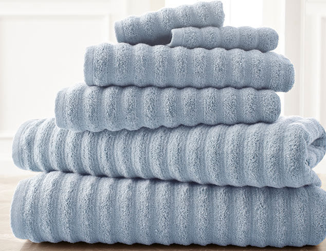 Towel Sets by Luxury Home at MYHABIT
