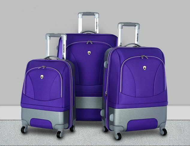 Under $199 Luggage Sets at MYHABIT