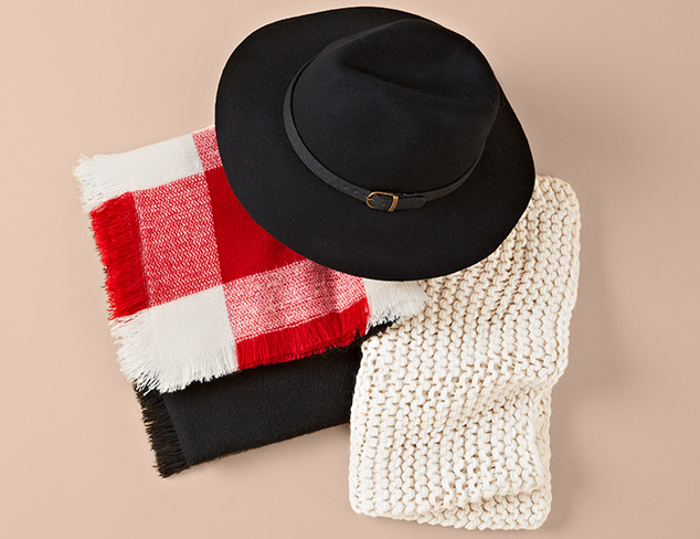 Under $26 Evelyn K Cold Weather Accessories at MYHABIT