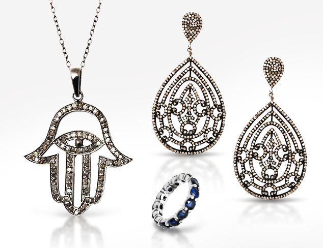 Up to 80 Off Lori Kassin Diamond & Gem Jewelry at MYHABIT