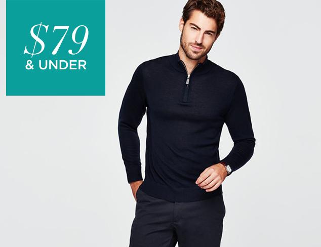 $79 & Under TailorByrd at MYHABIT