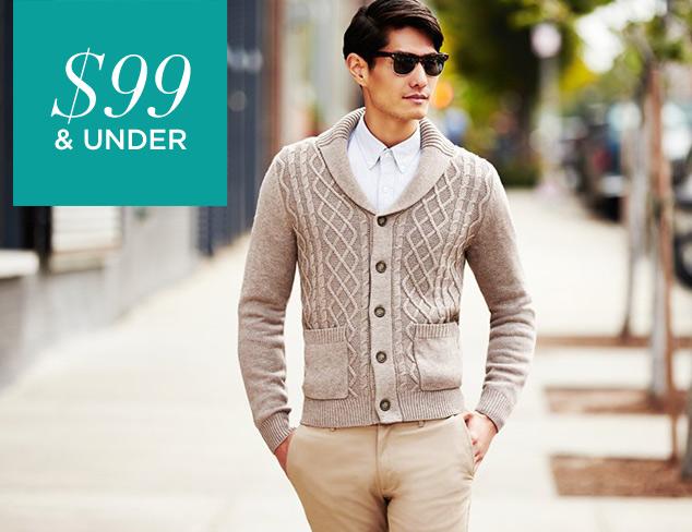 $99 & Under Dressy Sweaters at MYHABIT