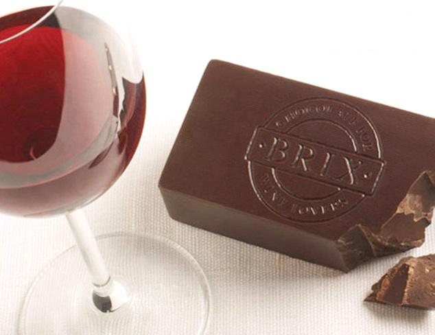 Brix Chocolate for Wine at MYHABIT