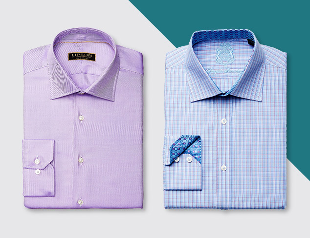 Dress Shirts feat. Zegna at MYHABIT