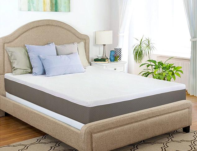 Gel & Memory Foam Mattresses & Pillows at MYHABIT