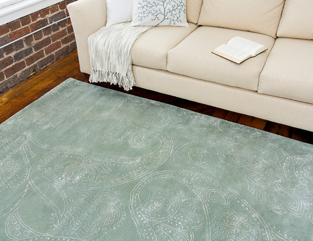 Gift With Purchase Surya Rug with Free Rug Pad at MYHABIT