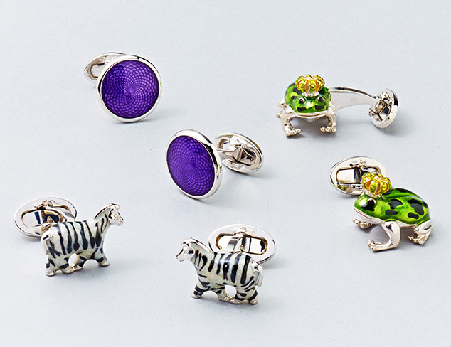 Great Gifts Jan Leslie Cufflinks at MYHABIT