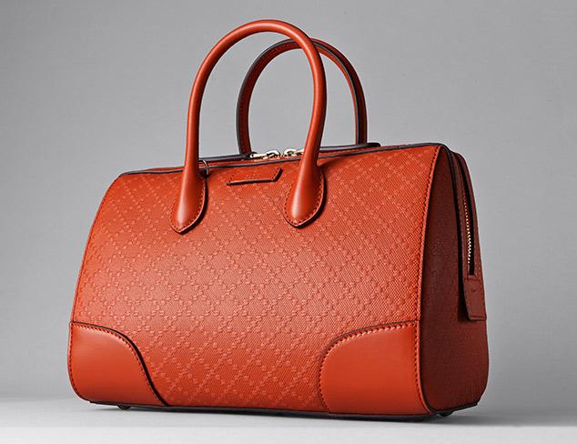 Handbags feat. Gucci at MYHABIT
