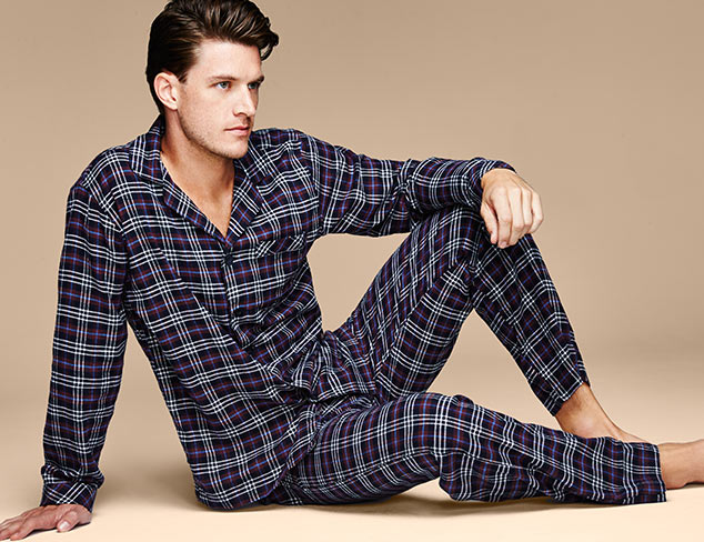 Ike Behar Loungewear & Sleepwear at MYHABIT