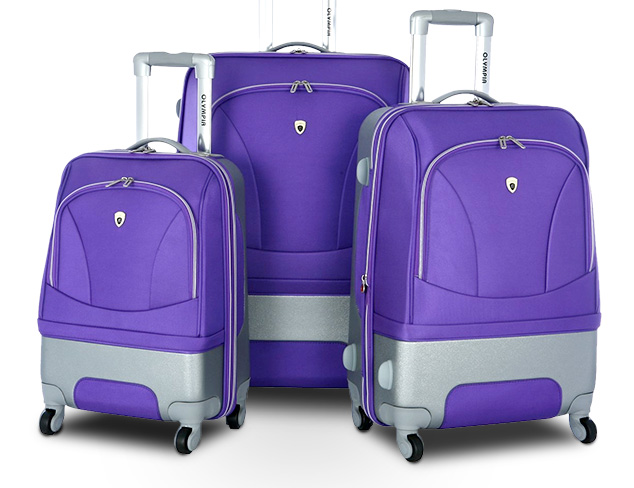 Luggage for Extended Trips at MYHABIT