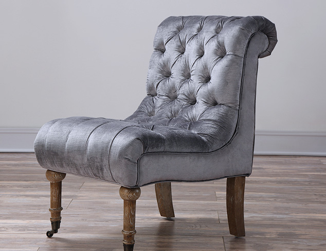 Lush Furniture Velvet, Cashmere & More at MYHABIT