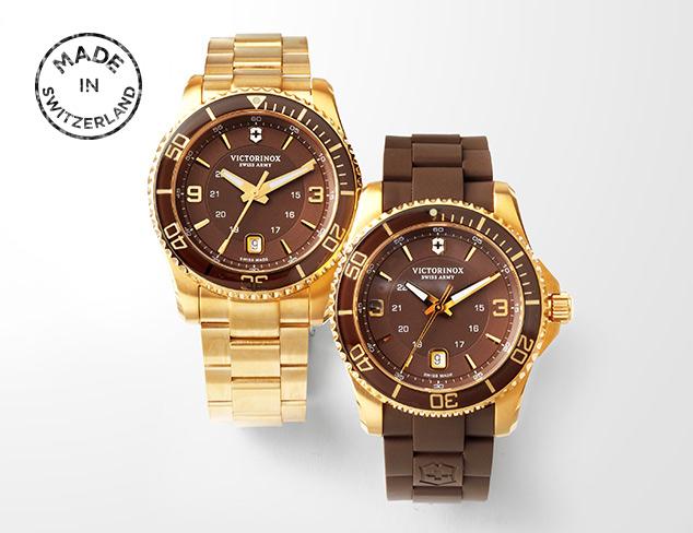 Made in Switzerland Watches at MYHABIT
