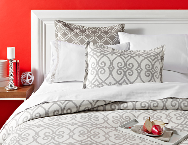 Peacock Alley Bedding at MYHABIT