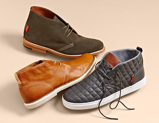 Right for the Season Chukka Boots at MYHABIT
