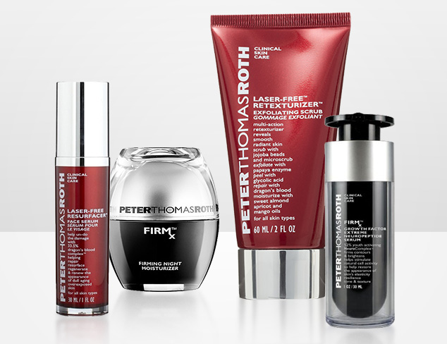 Skincare Greats Peter Thomas Roth & More at MYHABIT