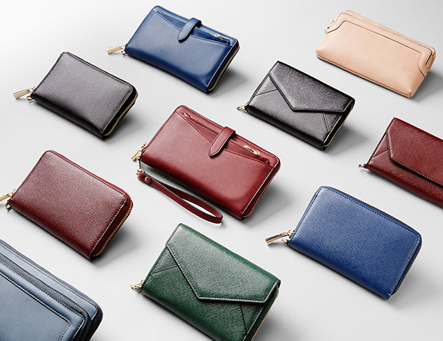 SOCIETY NEW YORK Wallets at MYHABIT