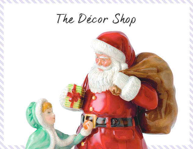 The Décor Shop Holiday at MYHABIT