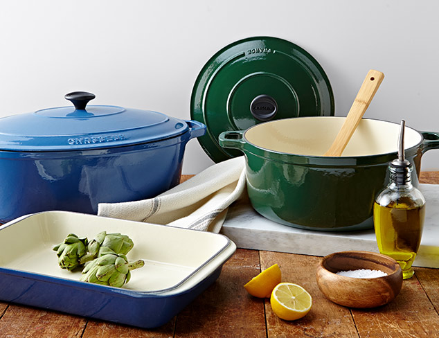The Great Indoors Cast Iron Cookware at MYHABIT