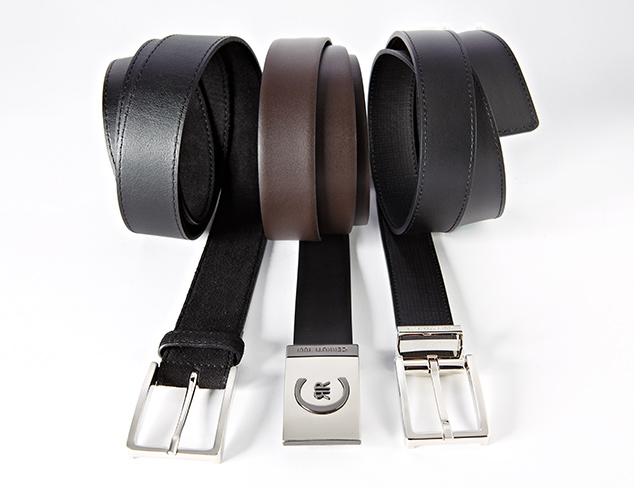 Treat Yourself Luxe Belts at MYHABIT
