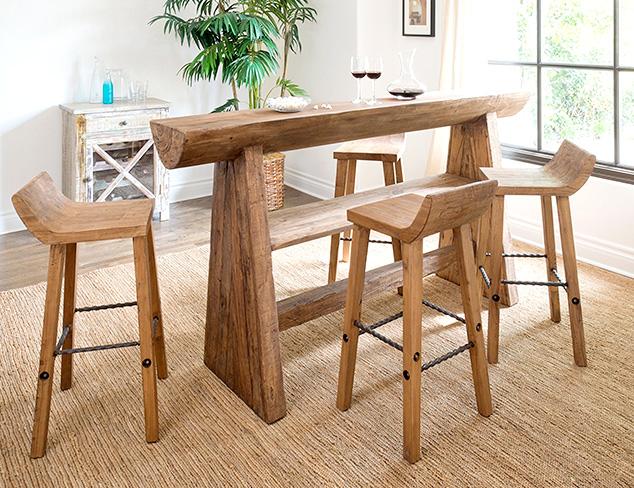 Under $400 Rustic & Refined Furniture at MYHABIT