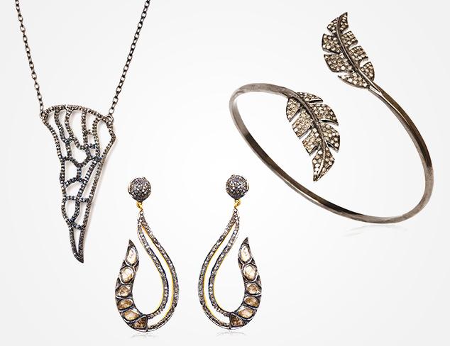 Up to 75 Off Diamond Jewelry by Lori Kassin at MYHABIT