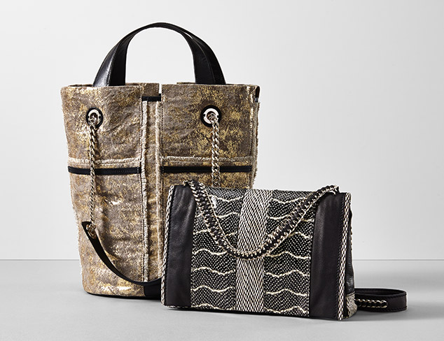 Well Carried Unique Handbags at MYHABIT