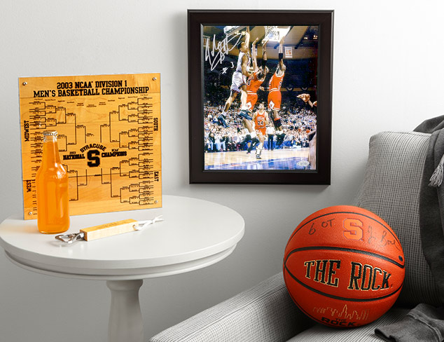 Basketball Memorabilia by Steiner Sports at MYHABIT