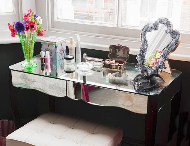 Boudoir Décor Vanity Essentials at MYHABIT
