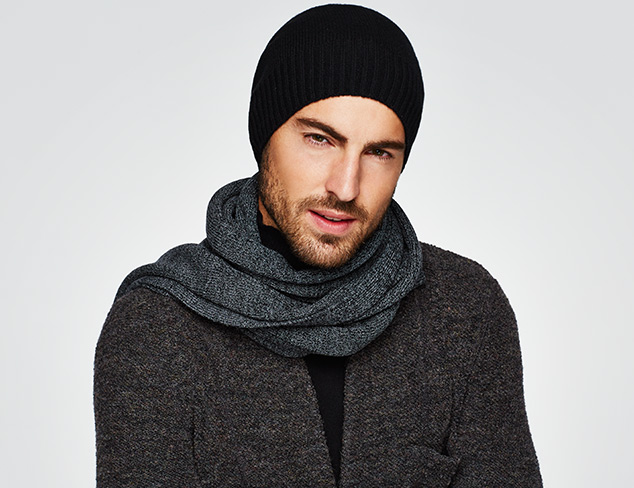 Cullen Winter Accessories at MYHABIT