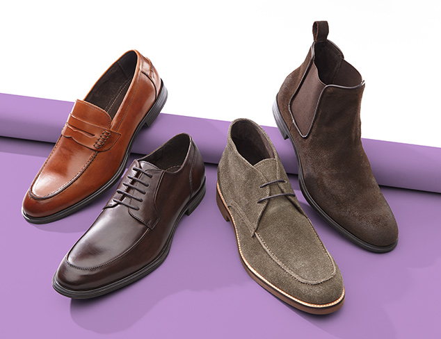 Best Deals: Franklin & Freeman Shoes, PRPS Goods & Co., Gift in Time, Unsimply Stitched, Ben Sherman Socks & Loungewear, Montegrappa Pens, Victorinox Luggage, Safavieh Favorites, Bathroom Essentials, Casa Bugatti at MYHABIT