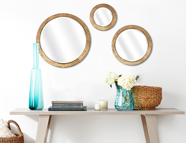 Fresh Start to 2016 Entryway Accents at MYHABIT