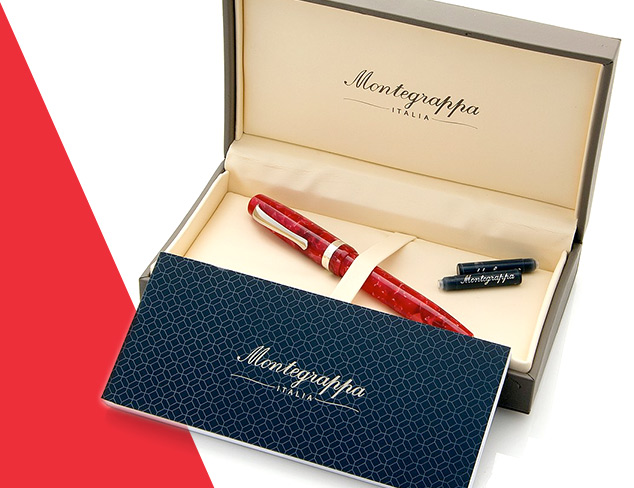 Gift in Time Luxury Pens feat. Montegrappa at MYHABIT