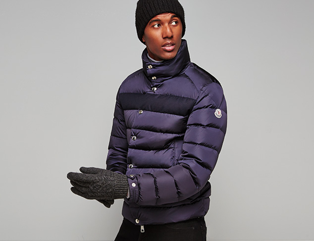 Gifts to Impress Moncler Outerwear & More at MYHABIT
