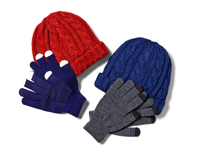 Gina Cold Weather Gift Sets at MYHABIT