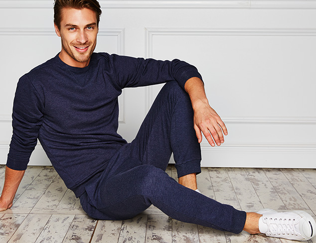J.A.C.H.S. Loungewear at MYHABIT