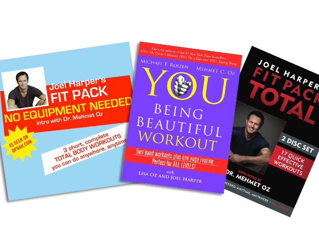 Joel Harper Fitness DVDs at MYHABIT