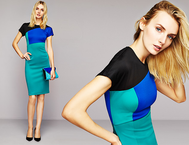 Keep It Simple Sheath Dresses at MYHABIT