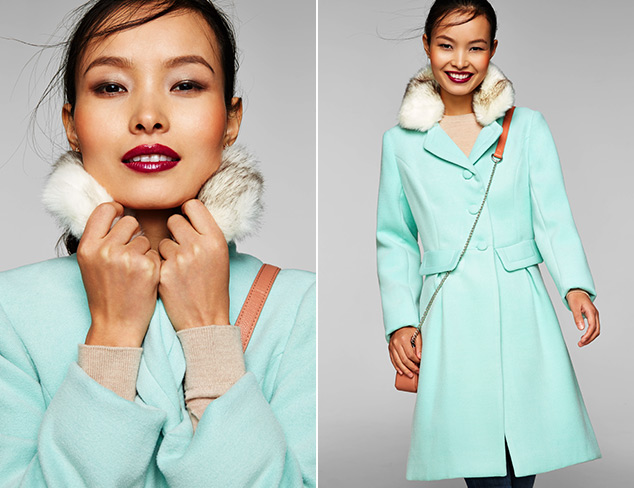 Not Your Average Outerwear at MYHABIT