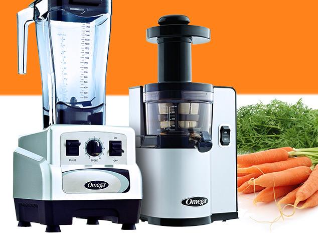 Nutrition Revolution Omega Juicers & Blenders at MYHABIT