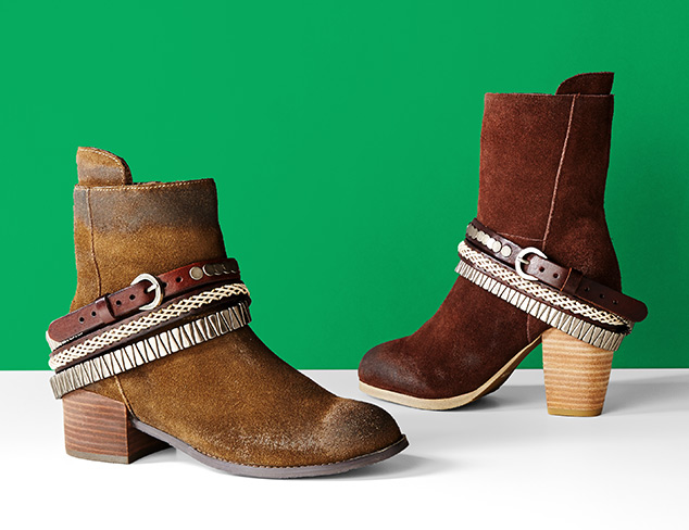 Shoes & Boots feat. Antelope at MYHABIT