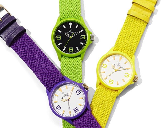 Toy Watch at MYHABIT