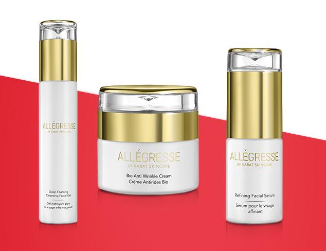 Up to 80 Off Allégresse 24K Skincare at MYHABIT