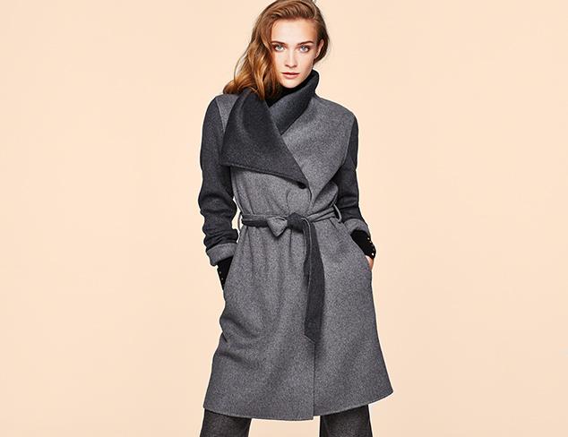Vera Wang Outerwear at MYHABIT